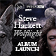 Events 2015 ... Steve Hackett