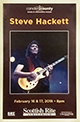 Steve Hackett - Collingswood (USA) 2018 - gig review