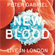 Peter Gabriel - New Blood: Live In London in 2D and 3D - DVD and Blu-ray review