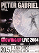 Peter Gabriel - (Still) Growing Up Tour - Tourdates 2002-2004