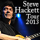 Steve Hackett - Setlists Genesis Revisited World Tour
