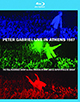 Peter Gabriel - Live In Athens 1987 - Blu-ray / DVD info & review