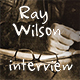 Ray Wilson - Interview in Leipzig 2016