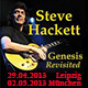 Steve Hackett - Leipzig & Munich: Genesis Revisited World Tour - concert report