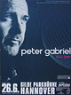 Peter Gabriel - Warm Up Tour - Tourdates 2007