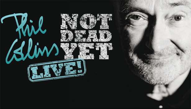 Phil Collins Not Dead Yet live in Latin AMerica