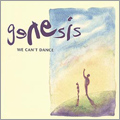 Genesis - We Can't Dance (CD)
