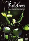 Phil Collins - Finally...The First Farewell Tour (2DVD)