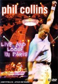 Phil Collins<br>Live And Loose In Paris (DVD)