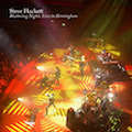 STEVE HACKETT<br>Wuthering Nights: Live From Birmingham (2CD/2DVD)