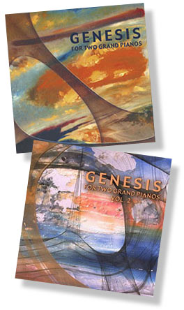 Genesis for two Grand Pianos