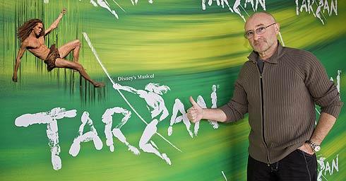 Phil Collins Tarzan