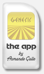 Armando Gallo - Genesis: I Know What I Like iPad App