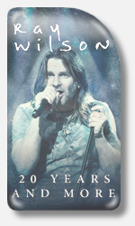 Ray Wilson 20 Years And More DVD
