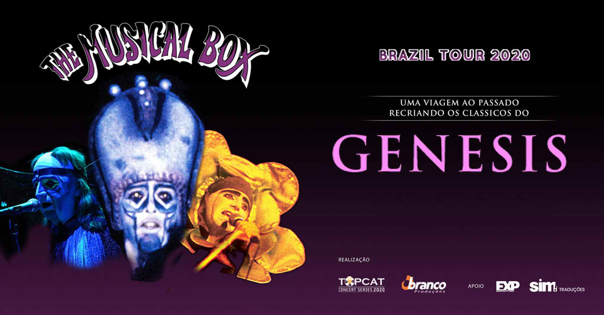 The Musical Box Brazil