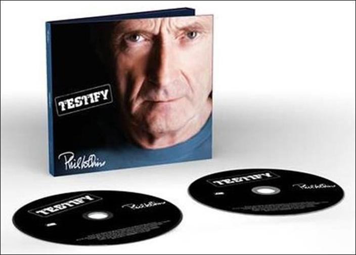 Phil Collins - Testify + 5 Bonus Track