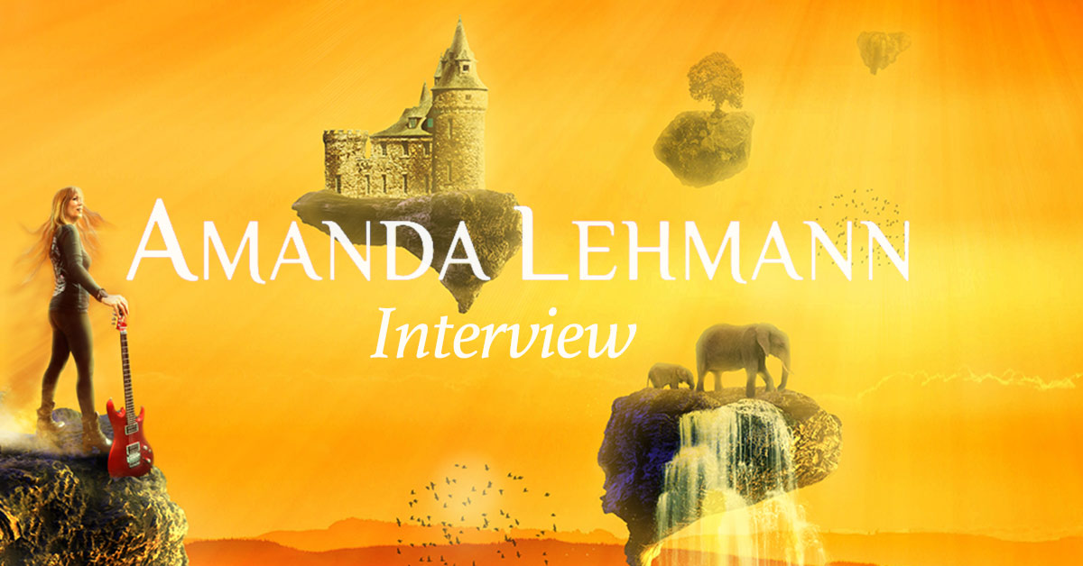 AMANDA LEHMANN interview