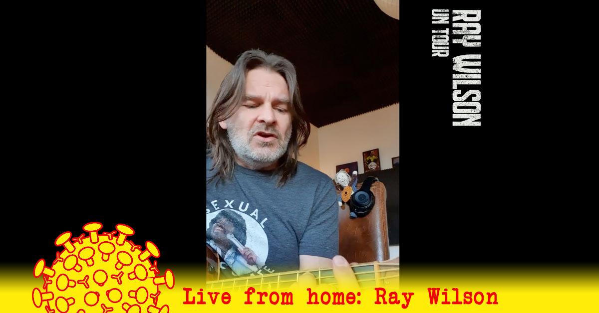 RAY WILSON - Un Tour 2020